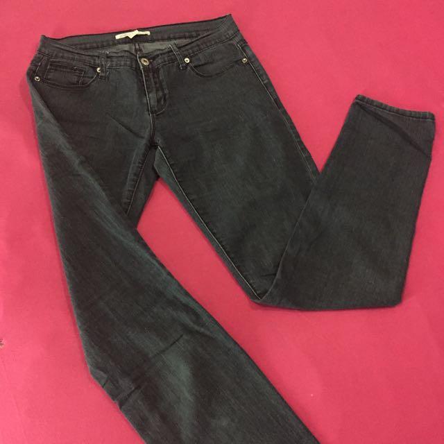 F21 Skinny Stretch Jeans