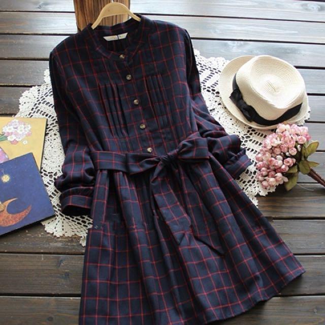 Fennel dress