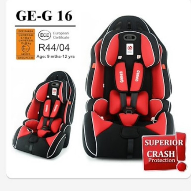 Ganen BAB baby car seat/ booster Infant carrier, Babies & Kids ...