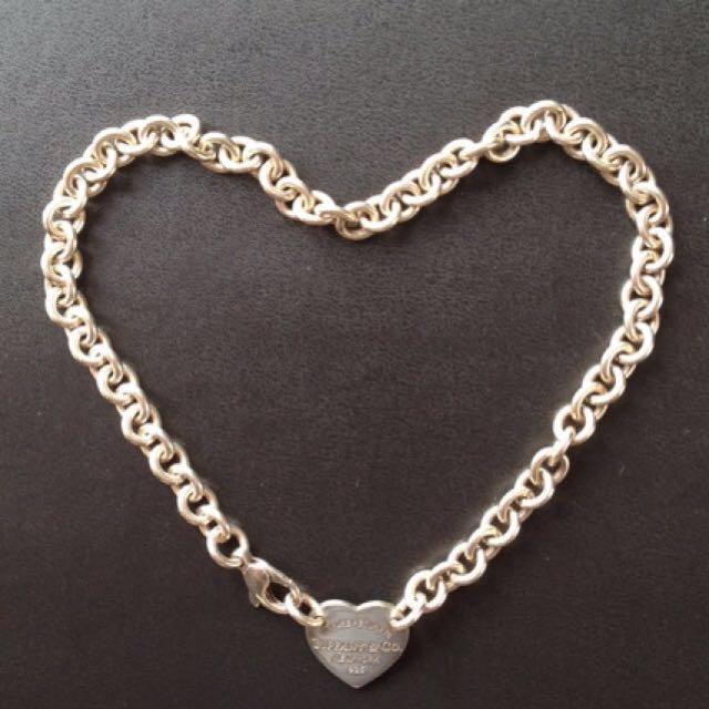 Genuine Tiffany & Co. Choker Necklace