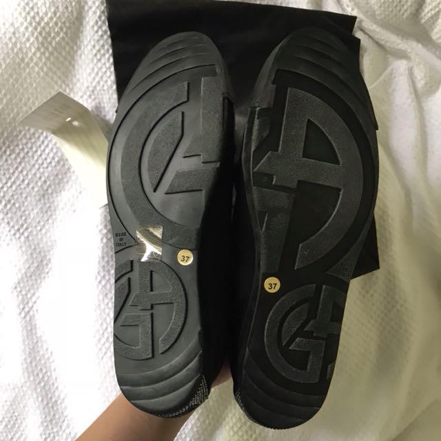 Giorgio Armani Sneakers Size 37