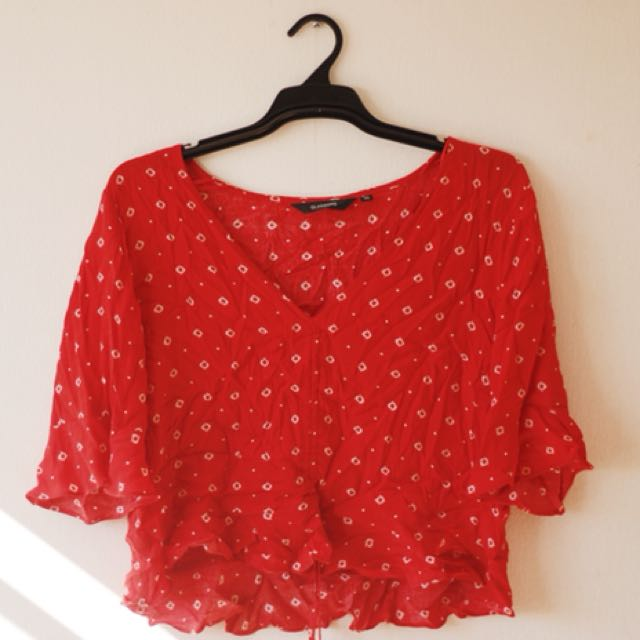 Glassons Summer Blouse