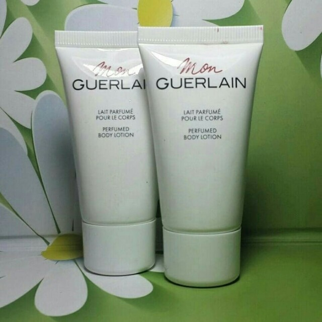 Guerlain perfumed body lotion 30ml