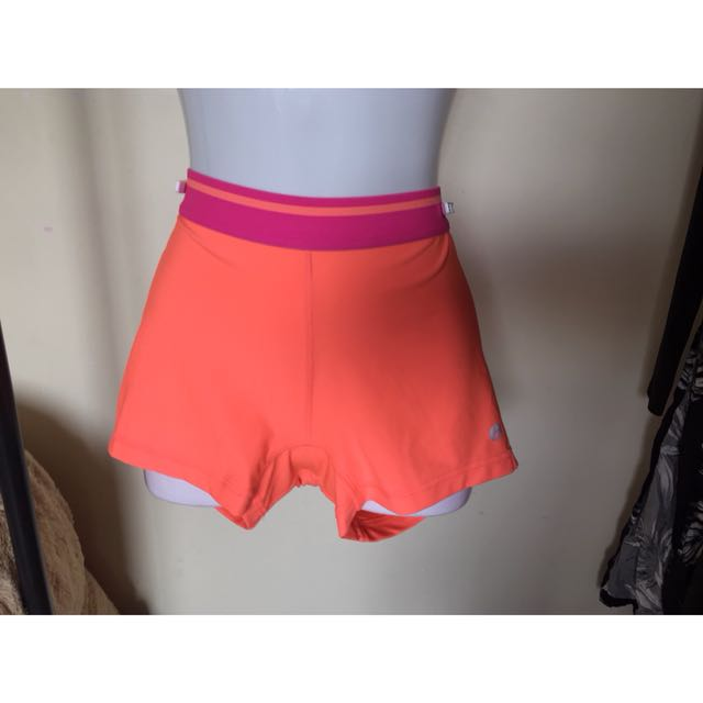 Gym shorts size 8