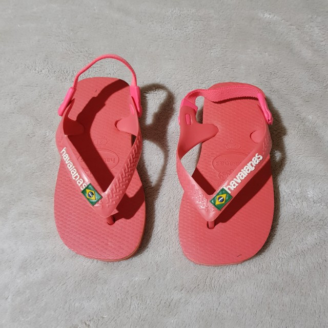 Havaianas baby sandal