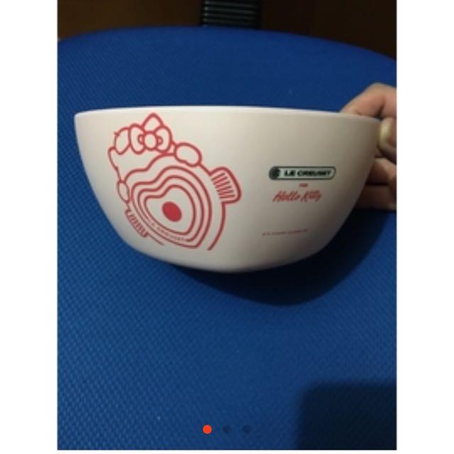 Hello Kitty法國風造型餐碗
