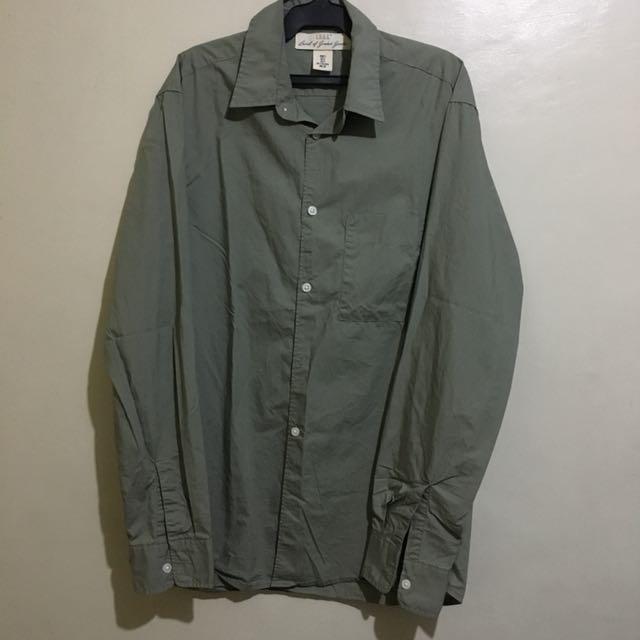H&M Green Long Sleeves