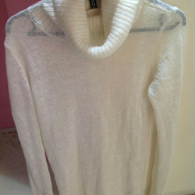 h&m turtle neck long sleeves