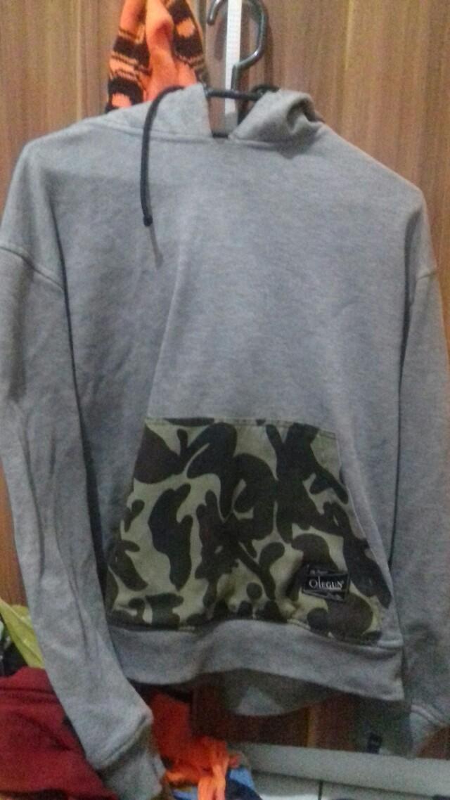 Jaket olegun cloth army