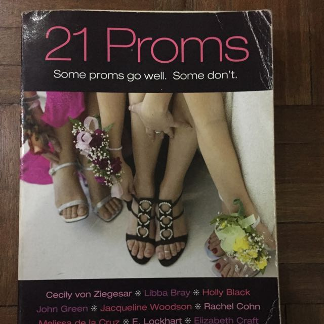 John Green & other authors - 21 Proms
