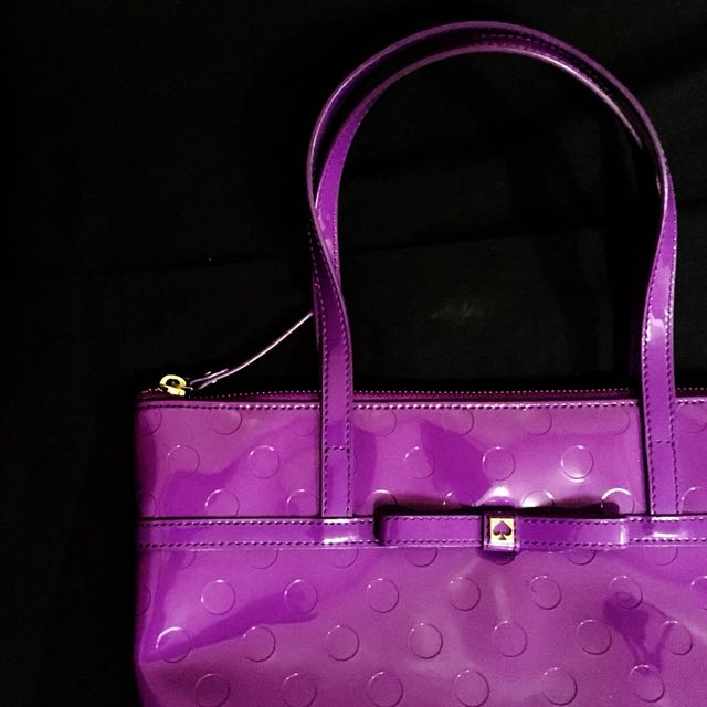 KATE SPADE Jeralyn Handbag (Authentic and Brand New!)