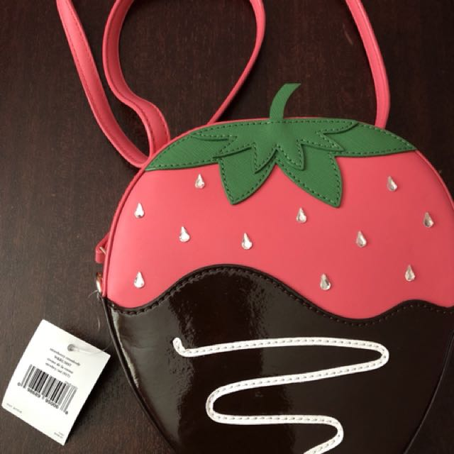 kate spade strawberry crossbody
