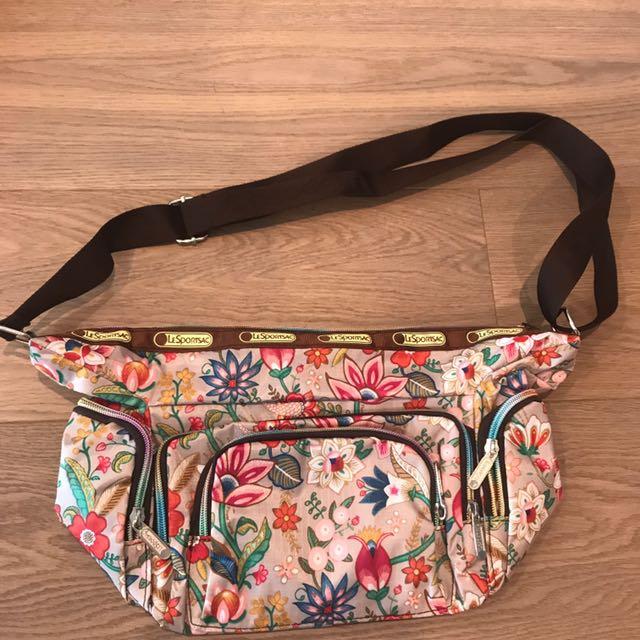 le sporisac shoulder bag brand new