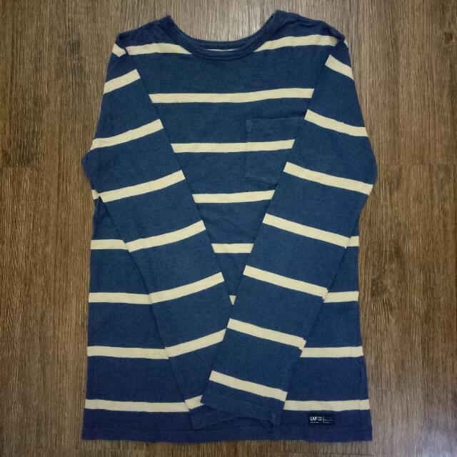 GAP Long-sleeved (Baju Lengan Panjang)