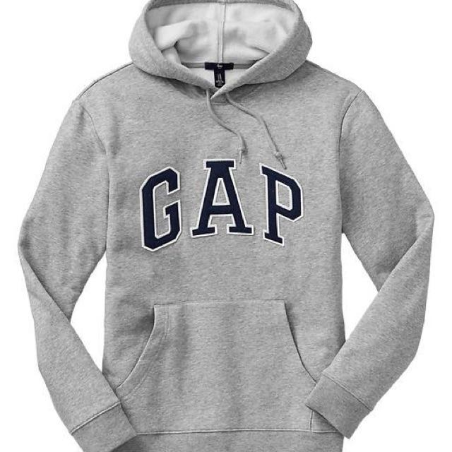 Looking for authentic gap hoodie in Grey