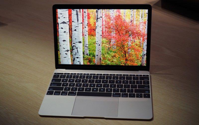 "Macbook 12"" May 2016 Silver 8GB RAM, 256GB SSD"