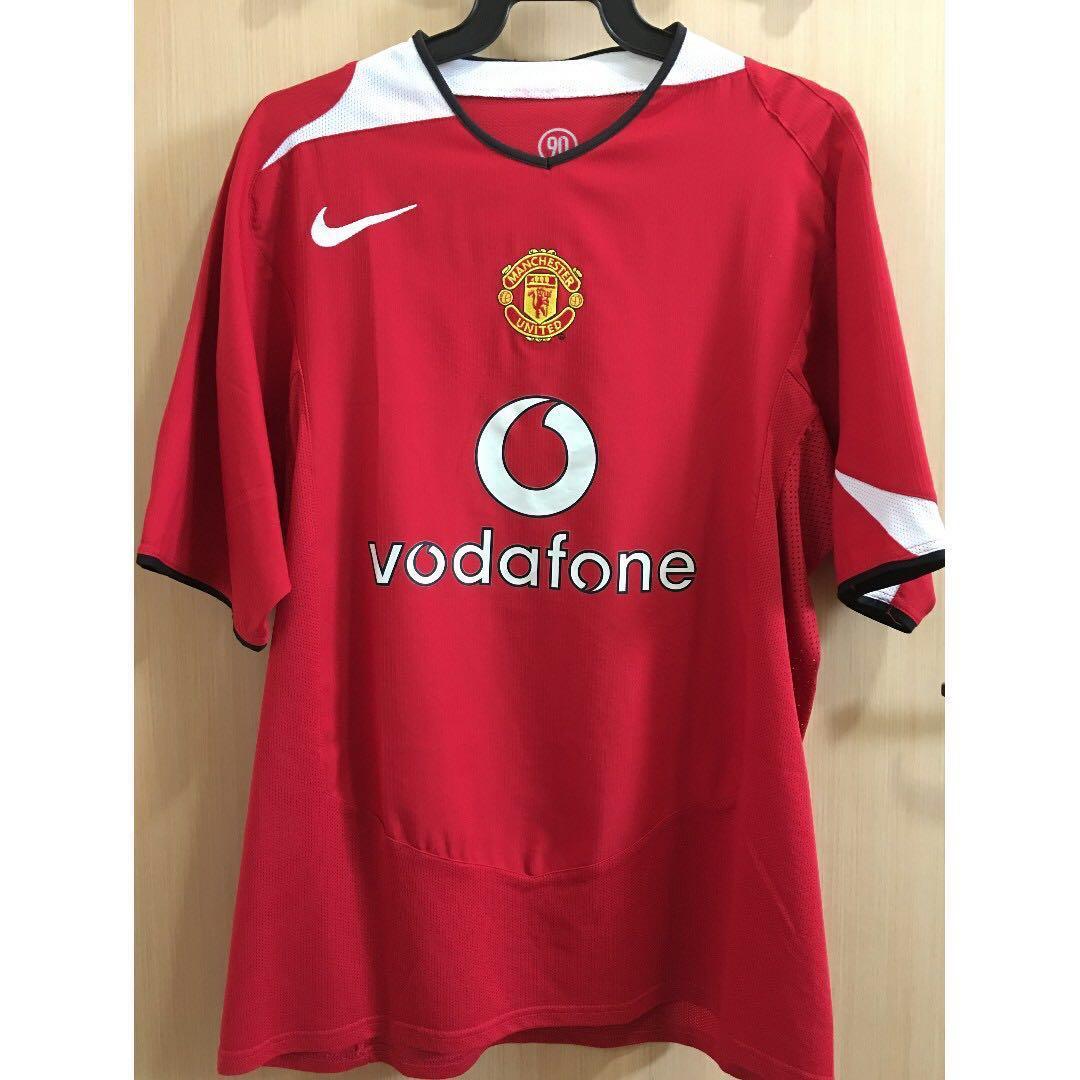 60738a0636d Manchester United kit   football shirts