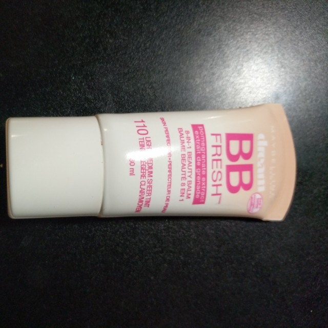 Maybelline Cream BB Fresh