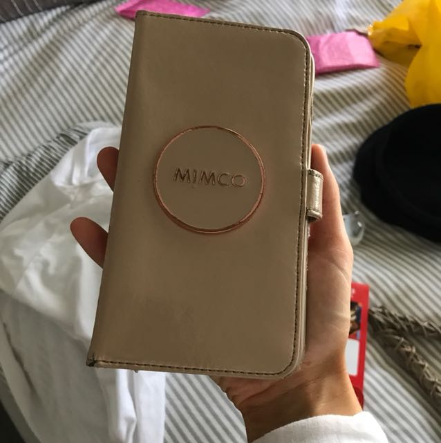Mimco 6 plus phone case