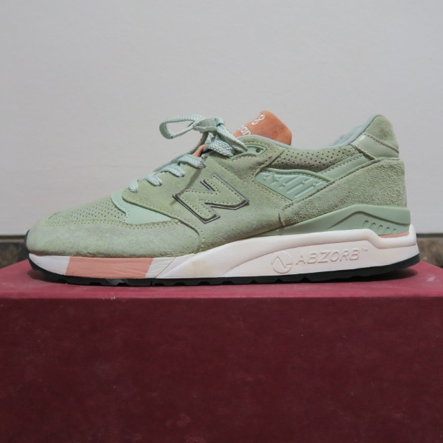 new concept c4087 1ee2a New Balance x Concepts Luxury Goods 998