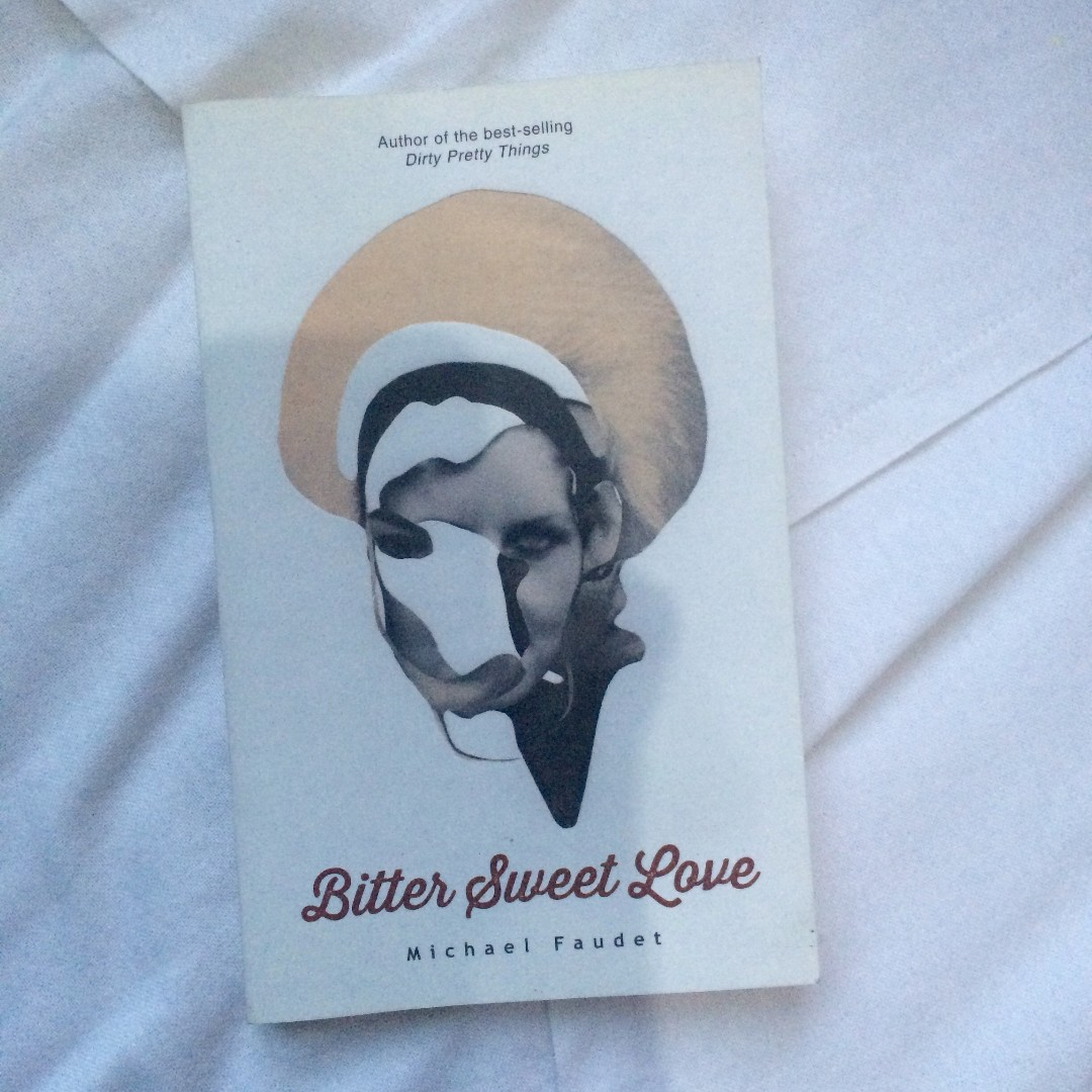[NEW] Bitter Sweet Love by Michael Faudet (Poetry/English)