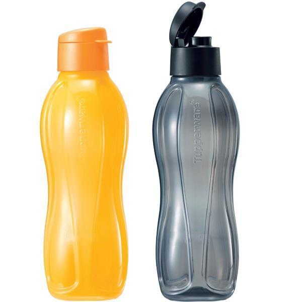 NEW Tupperware Eco Bottle 1L Durable_Colourful