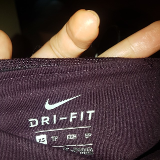 Nike Dri Fit Gym Tights