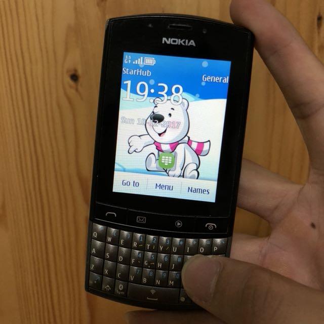 Nokia Asha 303 (3G+Wifi) Classics, Mobile Phones & Tablets