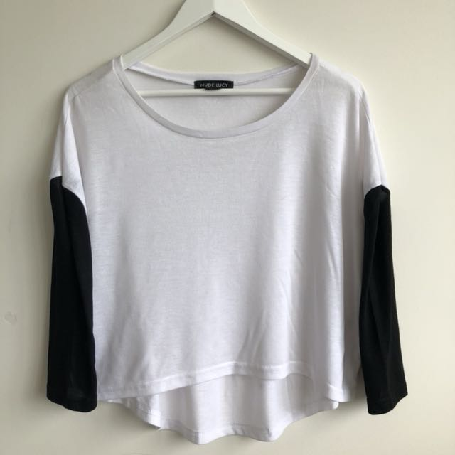 NUDE LUCY Top