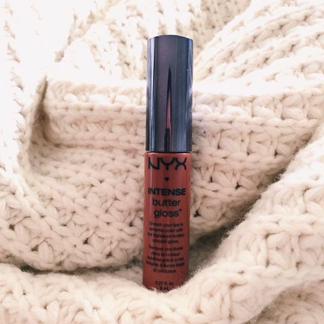 NYX Intense Butter Gloss- 06