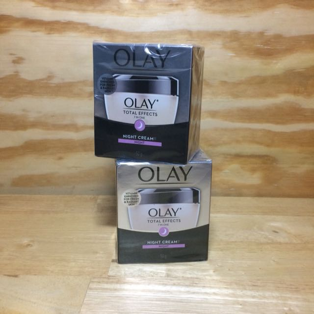 OLAY Total Effects 7-in-1 Night Cream 50g