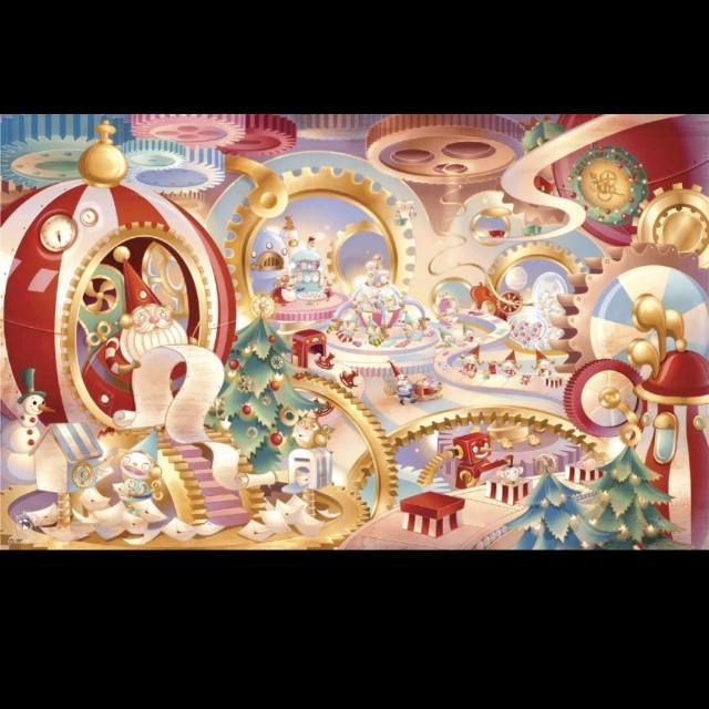 【拼圖】Pintoo - Stanley Christmas Workshop 聖誕節工坊 1000pcs