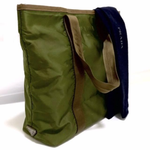 ... czech prada men tote bag mens fashion bags wallets on carousell f68f1  01a1a 9721c2e867cd7