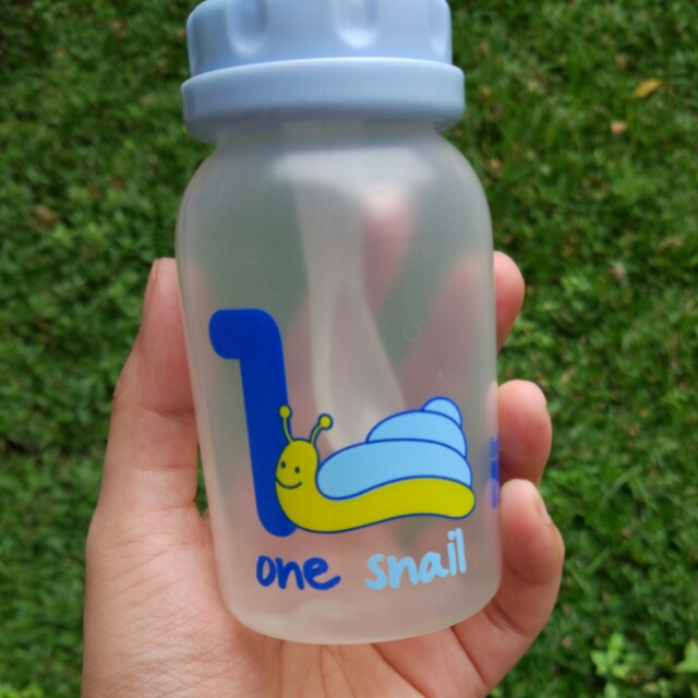 #ImlekHoki [Preloved] Botol Sendok Huki Weaning Bottle