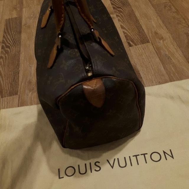 Preloved Not-Authentic Louis Vuitton Speedy 30 Monogram