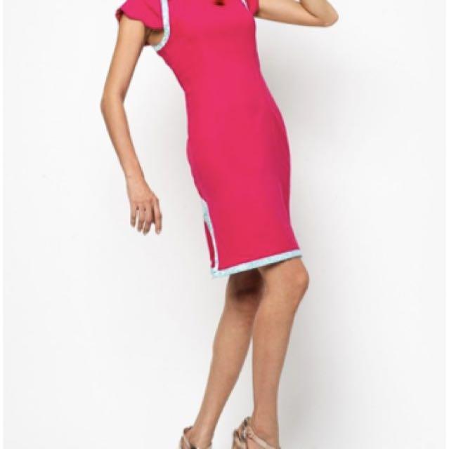 Premium Melissa Looi x Amber chia Cny dress