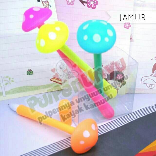 Pulpen Jamur
