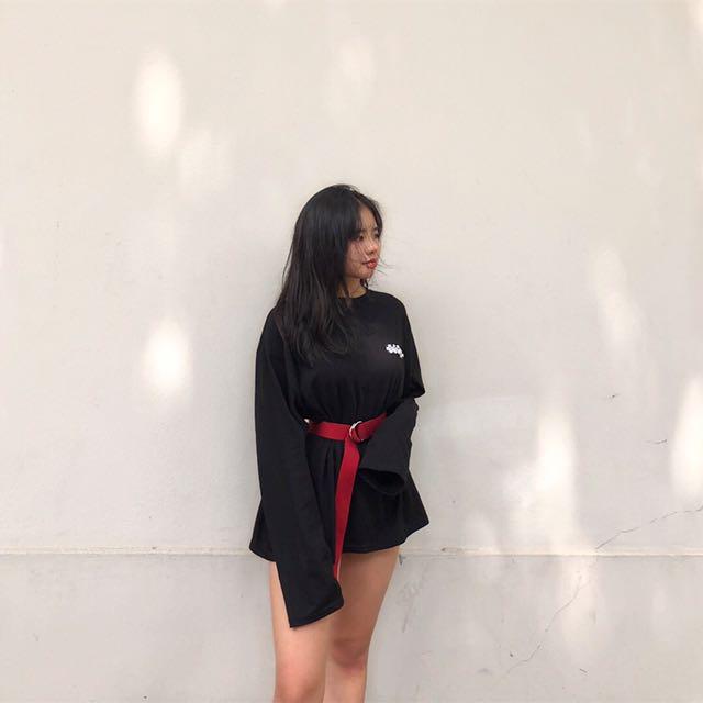Red D belt