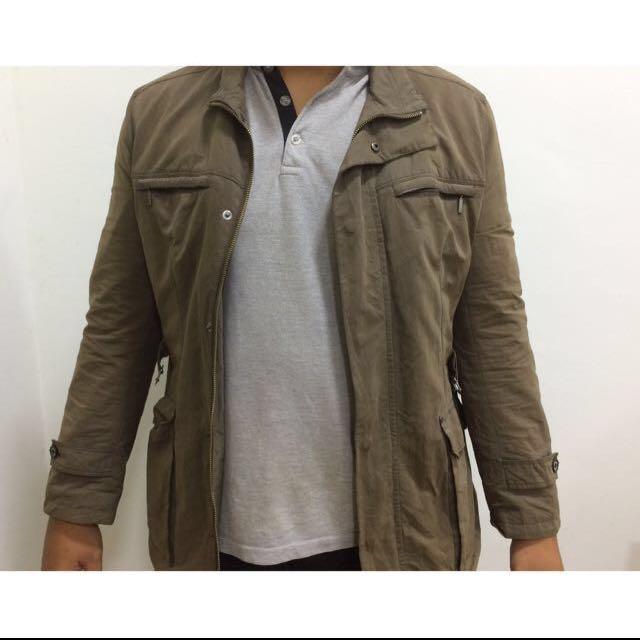 REDUCED Parka jacket