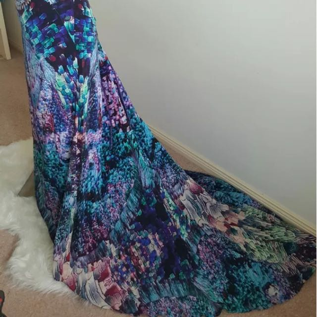 Rise and Unveil Camilla Gown - Size 1