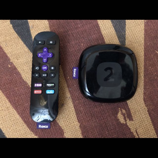 ROKU 2 Internet Smart TV Box