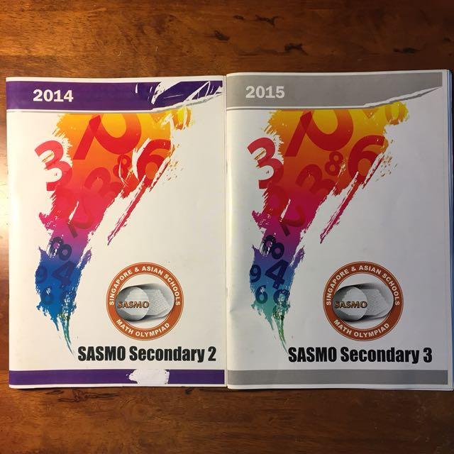 SASMO Math Olympiad