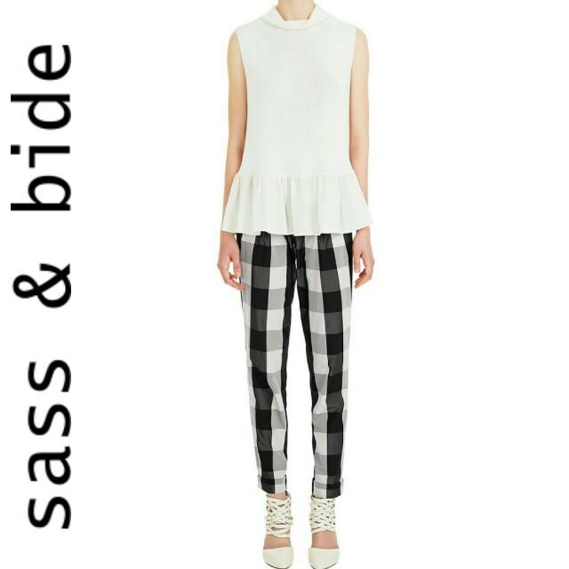 Sass & Bide 'vital signs' pants  6. As new