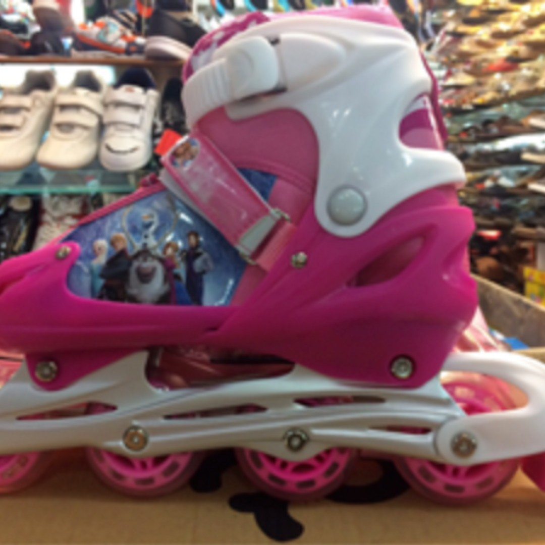 sepatu roda frozen berkualitas a374f4dbc1