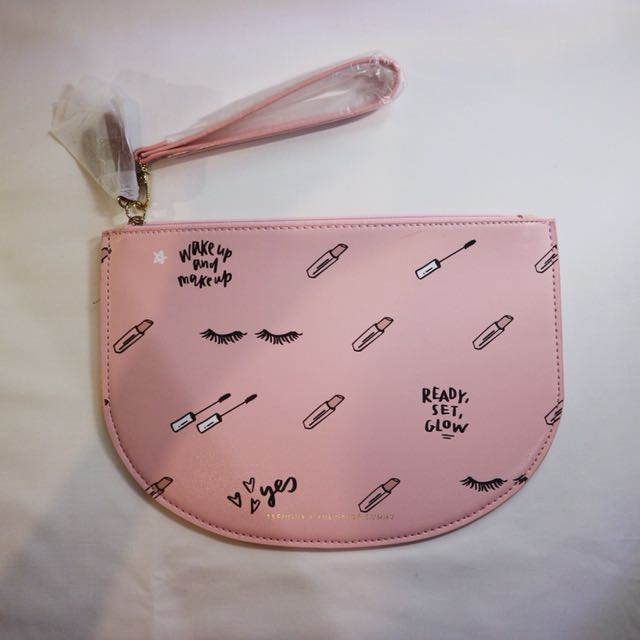 SEPHORA MAKE UP POUCH NEW