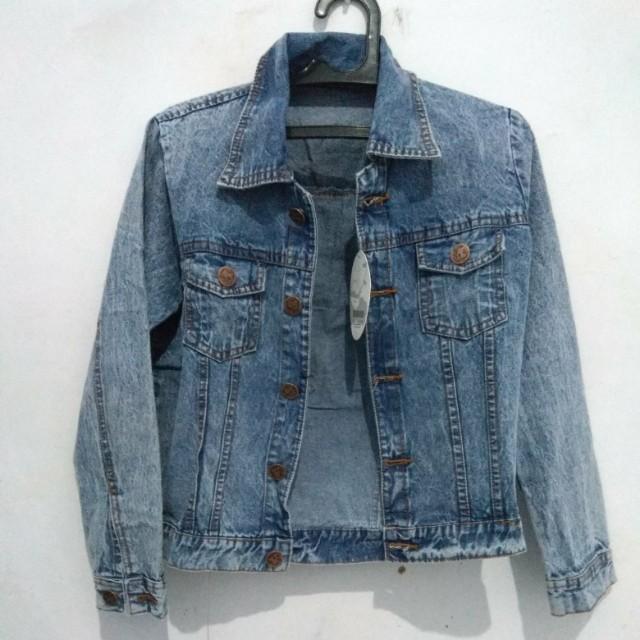 Snow acid jacket jeans