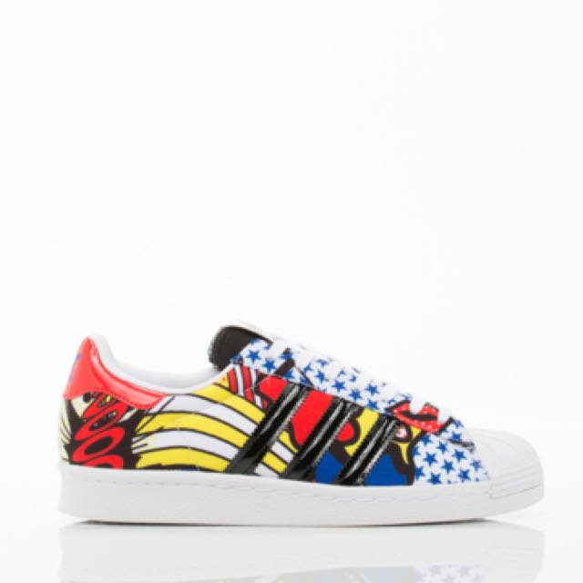 new product 32a4e ace10 Superstar 80s Adidas x Rita Ora, Women's Fashion, Shoes on ...