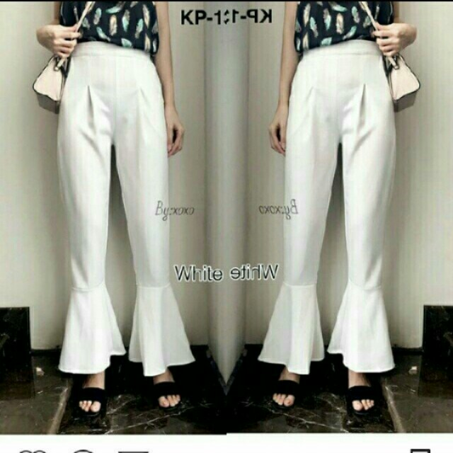 Celana panjang (Superwide pants) by XOXO
