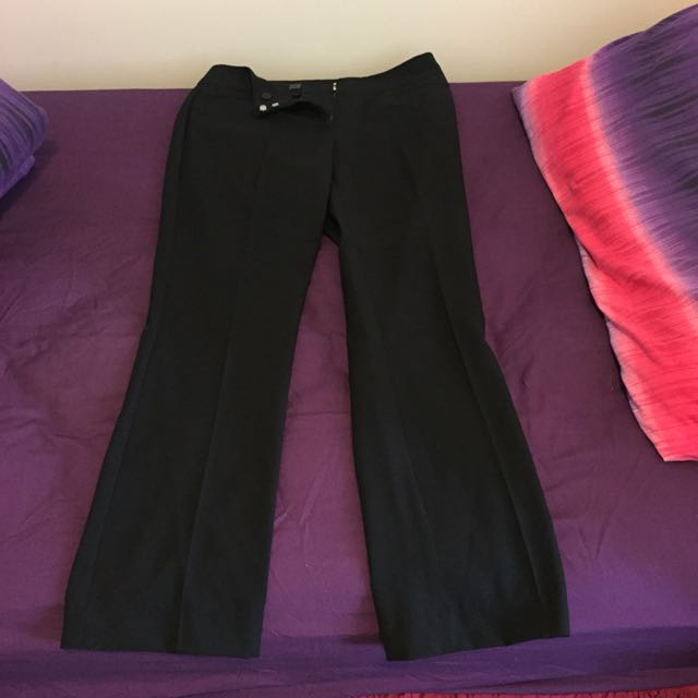Suzy Shier Formal Black Pants - Size US 3/S