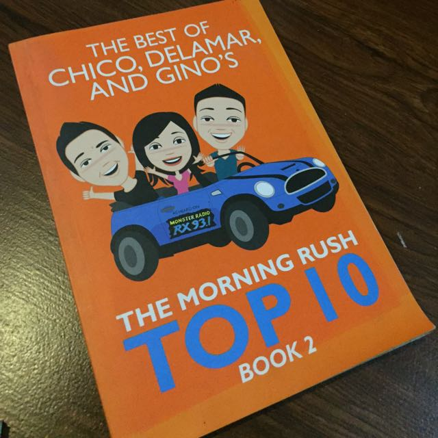 The Morning Rush with Chico, Delamar and Gino